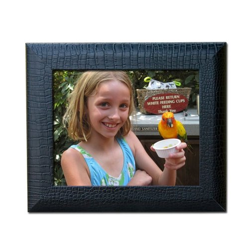 A2036 Crocodile Embossed Photo Frame