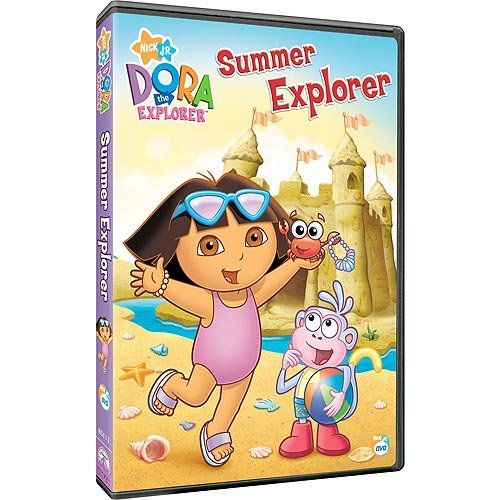 Dora The Explorer: Summer Explorer (Full Frame)