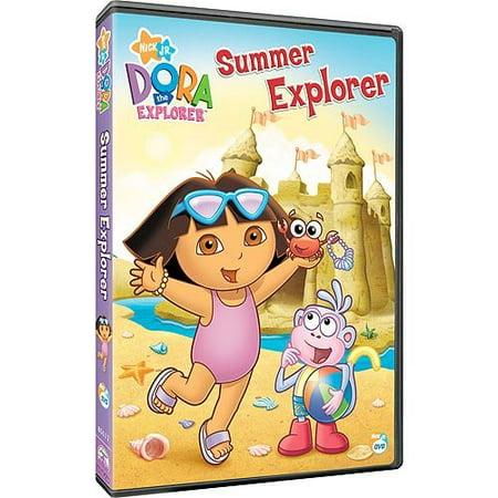 Dora The Explorer  Summer Explorer  Full Frame