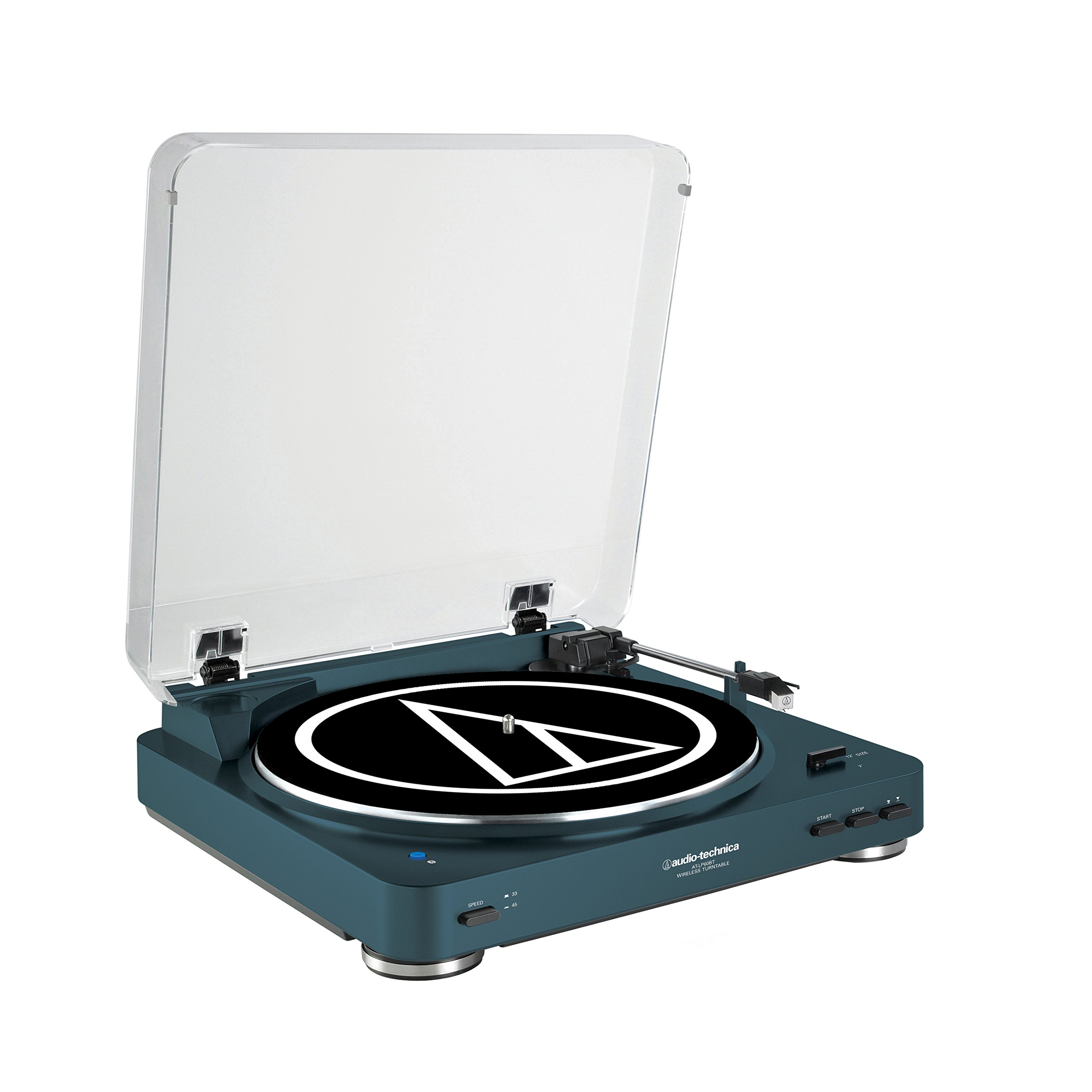 Audio-Technica AT-LP60NV-BT Fully Automatic Bluetooth Wir...