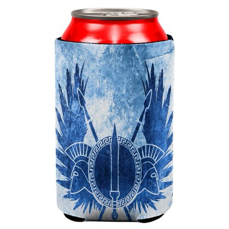 Amazon Greek Warrior Princess All Over Can Cooler