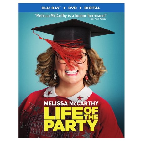 Life Of The Party (Blu-ray + DVD + Digital)