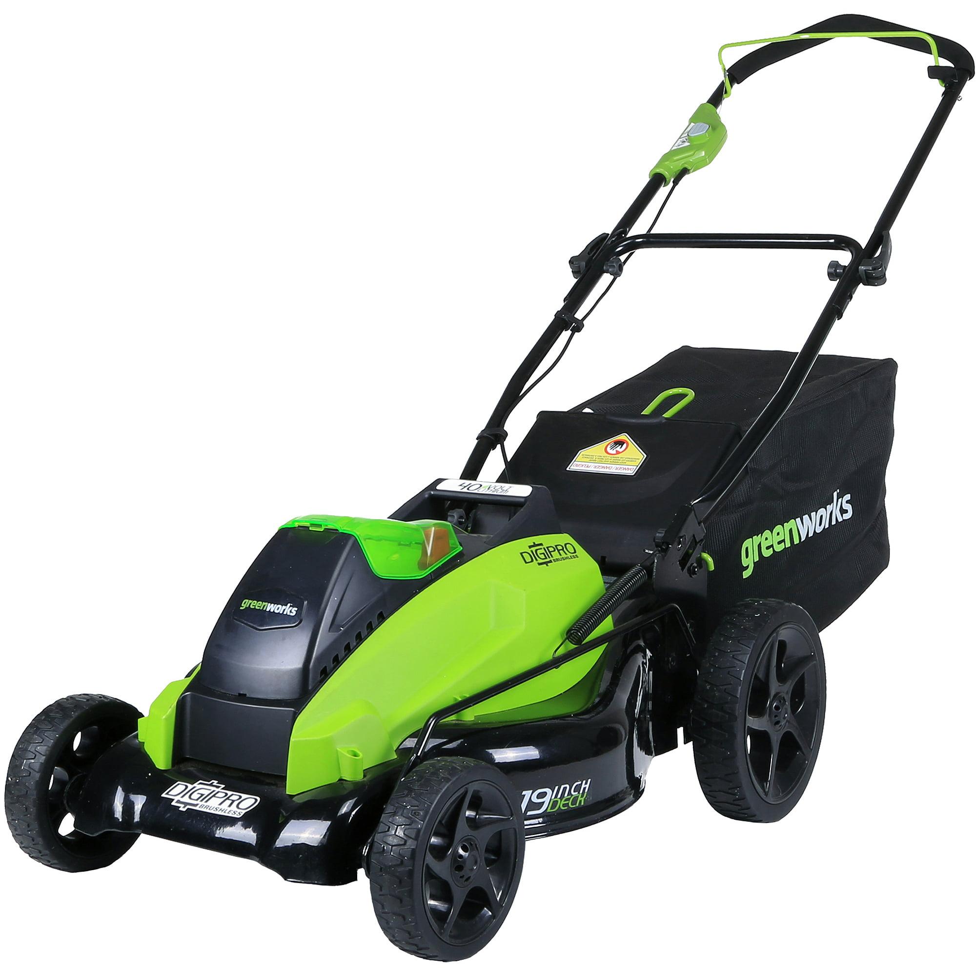 Lawnmaster 10 Amp 15 Quot Electric Mulching Mower Walmart Com