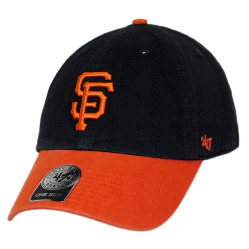 San Francisco Giants MLB Clean Up Strapback Baseball Cap