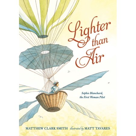 Aio Pocket (Lighter than Air: Sophie Blanchard, the First Woman Pilot)