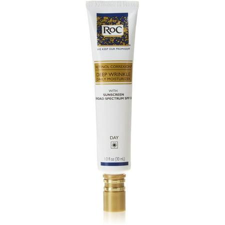 RoC Retinol SPF30 Correxion Deep Wrinkle Daily Moisturizer 1 oz