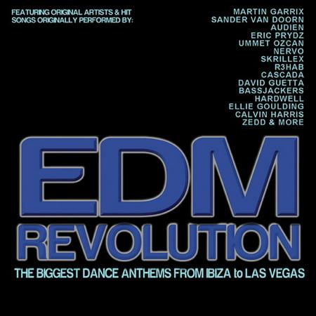 Edm Revolution / Various (CD) (Only The Best Edm)