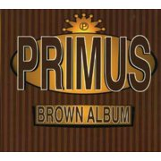 Brown Album (CD) (explicit)