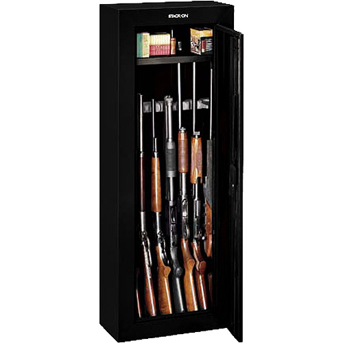 Stack-On GCB-908-DS 8-Gun Security Cabinet - Walmart.com