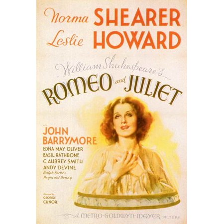 Romeo and Juliet POSTER (27x40) (1936)