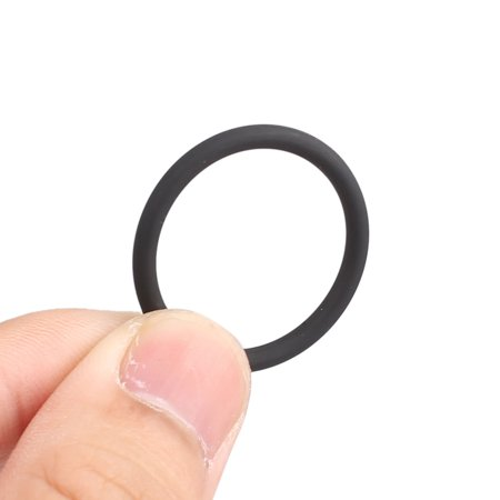 5pcs AS568A Black FKM75 Rubber O-Ring Washer Sealing Gasket for Car 21.89x2.62mm - image 3 of 5