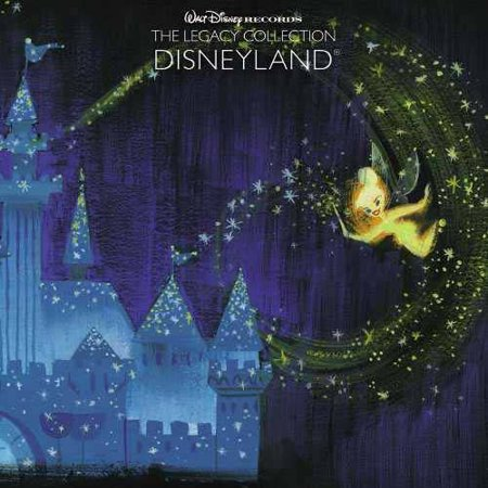 Walt Disney Records The Legacy Collection: Disneyland (3CD)