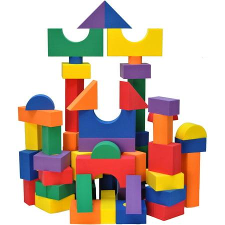 Non-Toxic Foam Wonder Blocks for Children - Foam Blocks For Kids