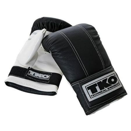 Style Bag Gloves - TKO Pro Style Bag Training Gloves