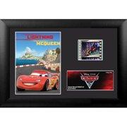 Trend Setters Cars 2 Mini FilmCell Presentation Framed Vintage Advertisement