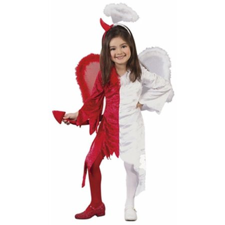 Halloween Costumes Devil And Angel (Toddler Angel Devil Costume)