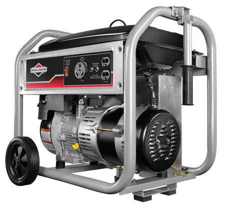 030676 3500W GAS GENERATOR