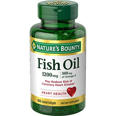 Nature S Bounty Oils