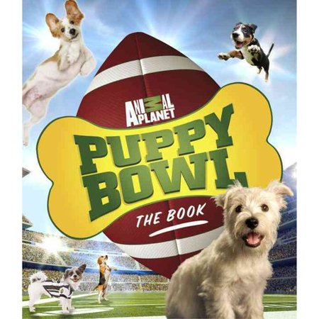 Puppy Bowl  The Book