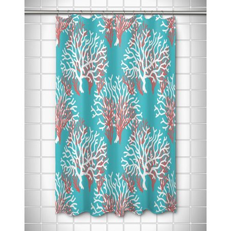Island Girl Home Nassau Beach Shower Curtain