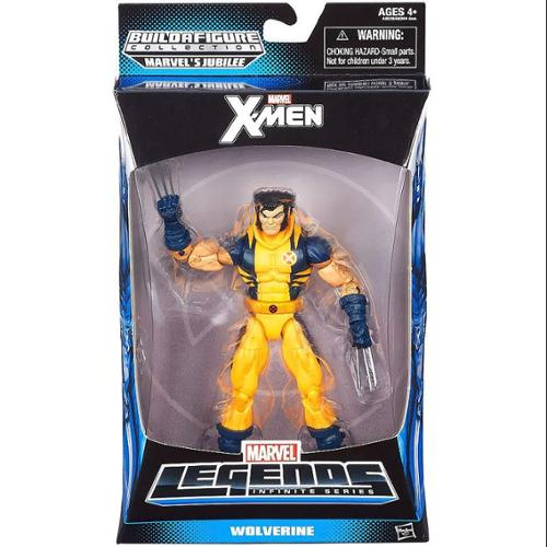 Marvel X-Men Legends Exclusive Action Figure Wolverine by