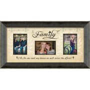 Carpentree As For Me Family Photo Collage Picture Frame