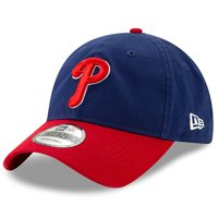 new product d7479 88f31 Product Image Philadelphia Phillies New Era Replica Alternate Core Classic  9TWENTY Adjustable Hat - Royal Red -