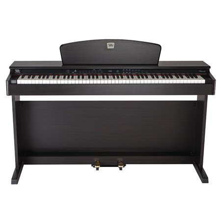 williams rhapsody console digital piano. Black Bedroom Furniture Sets. Home Design Ideas
