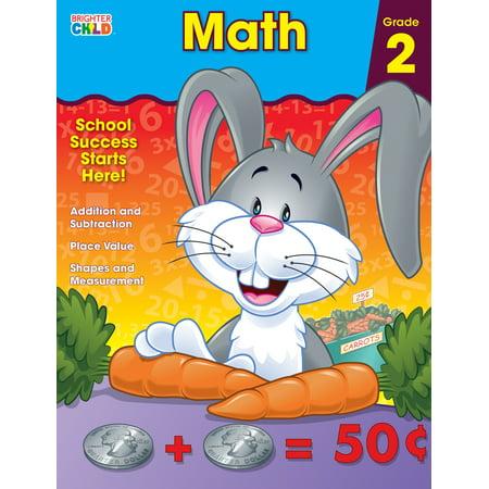 Math Workbook, Grade 2 - Math Games For Grade 2