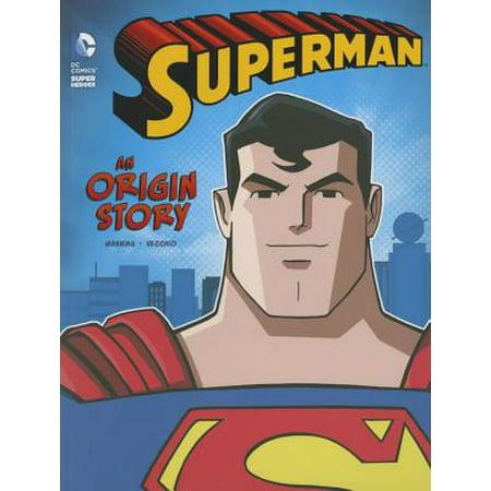 Superman: An Origin Story](Halloween Origin Story)