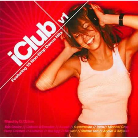 Club, Vol. 1: 15 International Dance Hits Non-Stop DJ