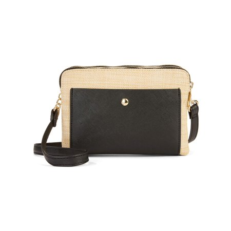 Dual Compartment Cross Body