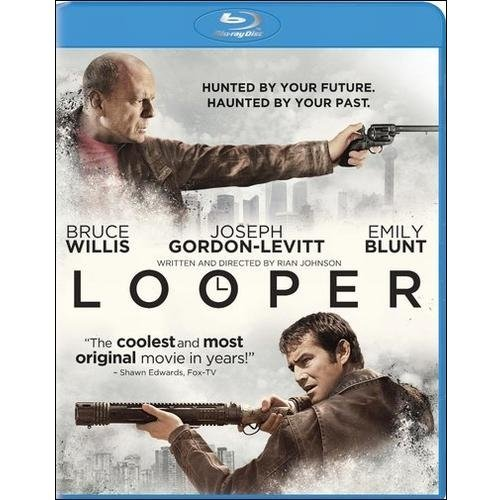 Looper (Blu-ray) (With INSTAWATCH) (Widescreen)
