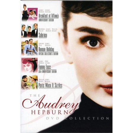 The Audrey Hepburn DVD Collection (Breakfast at Tiffany's / Sabrina / Roman Holiday / Funny Face / Paris When It (Audrey Hepburn Breakfast)