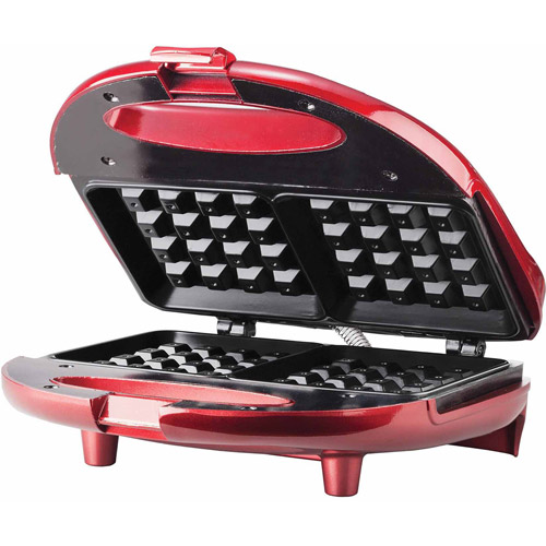 Brentwood Waffle Maker, Red