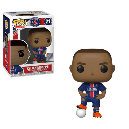 Funko POP! Football: Kylian Mbappé