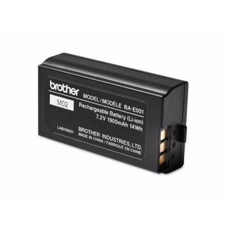 Brother Mobile Solutions Li-ion Rechargeable Battery - Brother Mobile Solutions