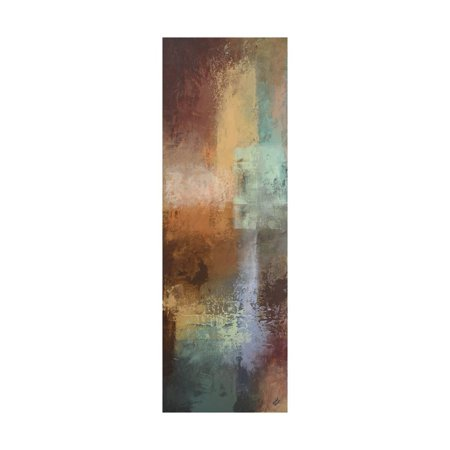 Escape into Abstraction Panel II Print Wall Art By Michael Marcon 2 Painted Wall Panels