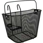 Bell Tote 510 Metal Handlebar Basket, Gray
