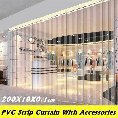 Plastic Door Curtain (Meigar 1Pcs 79