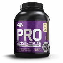 Protein & Meal Replacement: Optimum Nutrition Pro Complex Protein