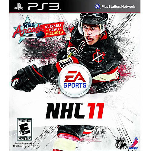 NHL 11 - PlayStation 3 - Pre-Owned
