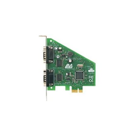 Lava Computer Dserial-pcie Serial Adapter 2 X 9-pin Rs-232 Serial Pci Express (dserialpcie)