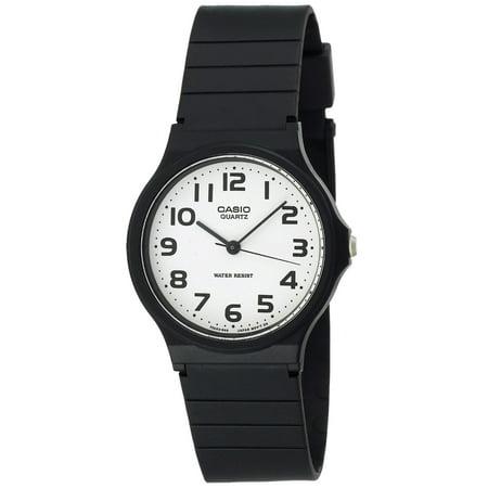 MQ24-7B2 3-hand Analog Water Resistant Watch