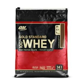 Optimum Nutrition Gold Standard 100 Whey Protein Powder Extreme Milk Chocolate 24g 10 Lb