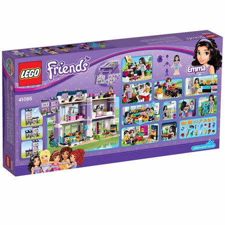 Lego Friends Emmas House Walmartcom