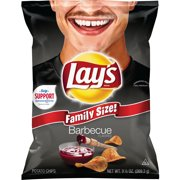 Lay's® Barbecue Flavored Potato Chips 9.5 oz. Bag