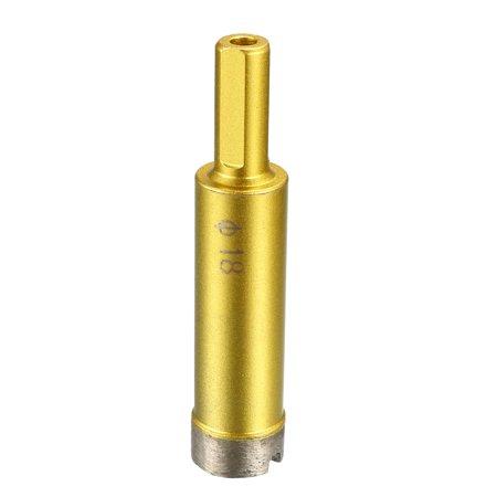 18mm Dry/Wet Diamond Core Drill Bit for Concrete Brick Block Stone Masonry Segmented Concrete Dry Core Bit