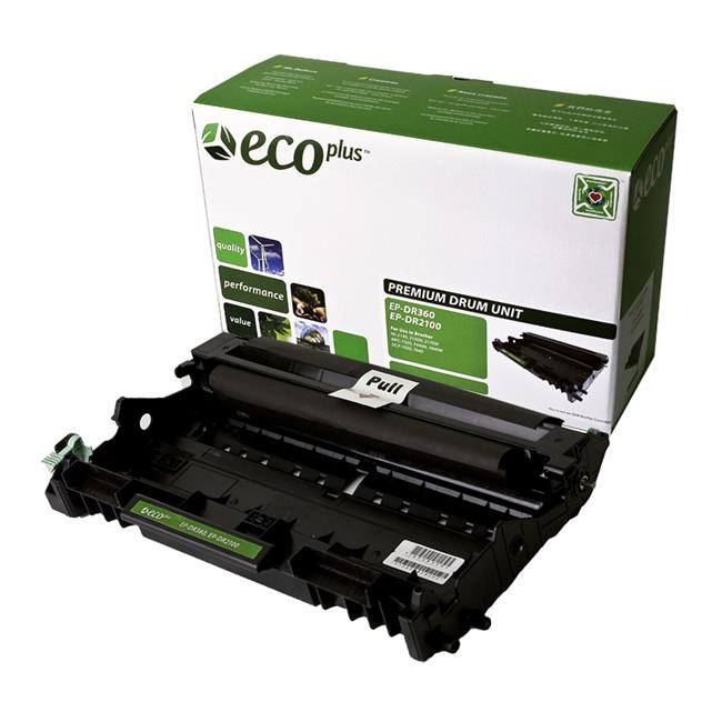 Brother EPDR360 Black Ecoplus Drum Unit