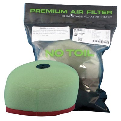 No Toil Super-Flo Air Filter Kit Replacement Filter for Yamaha WR450F 2003-2009
